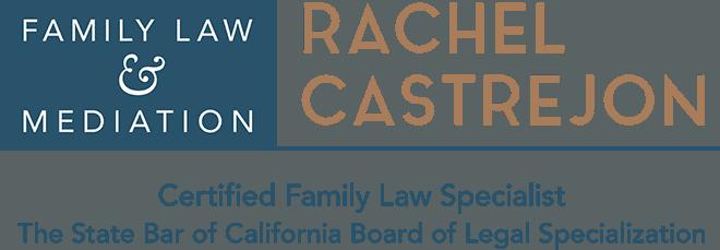 Rachel Castrejon Family Law and Meditation Logotype Extended Retina